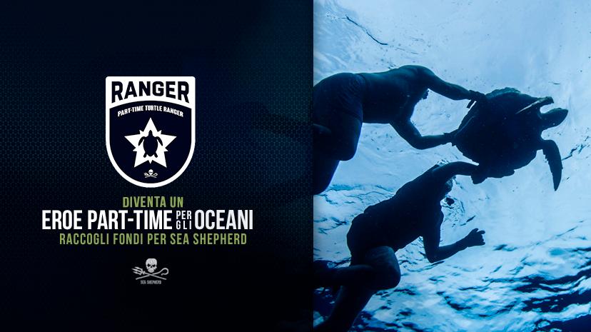 Diventa un eroe part-time in difesa degli oceani!