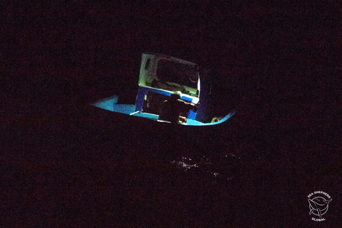 """Fermata imbarcazione durante la pesca illegale in """"Zona A"""""""