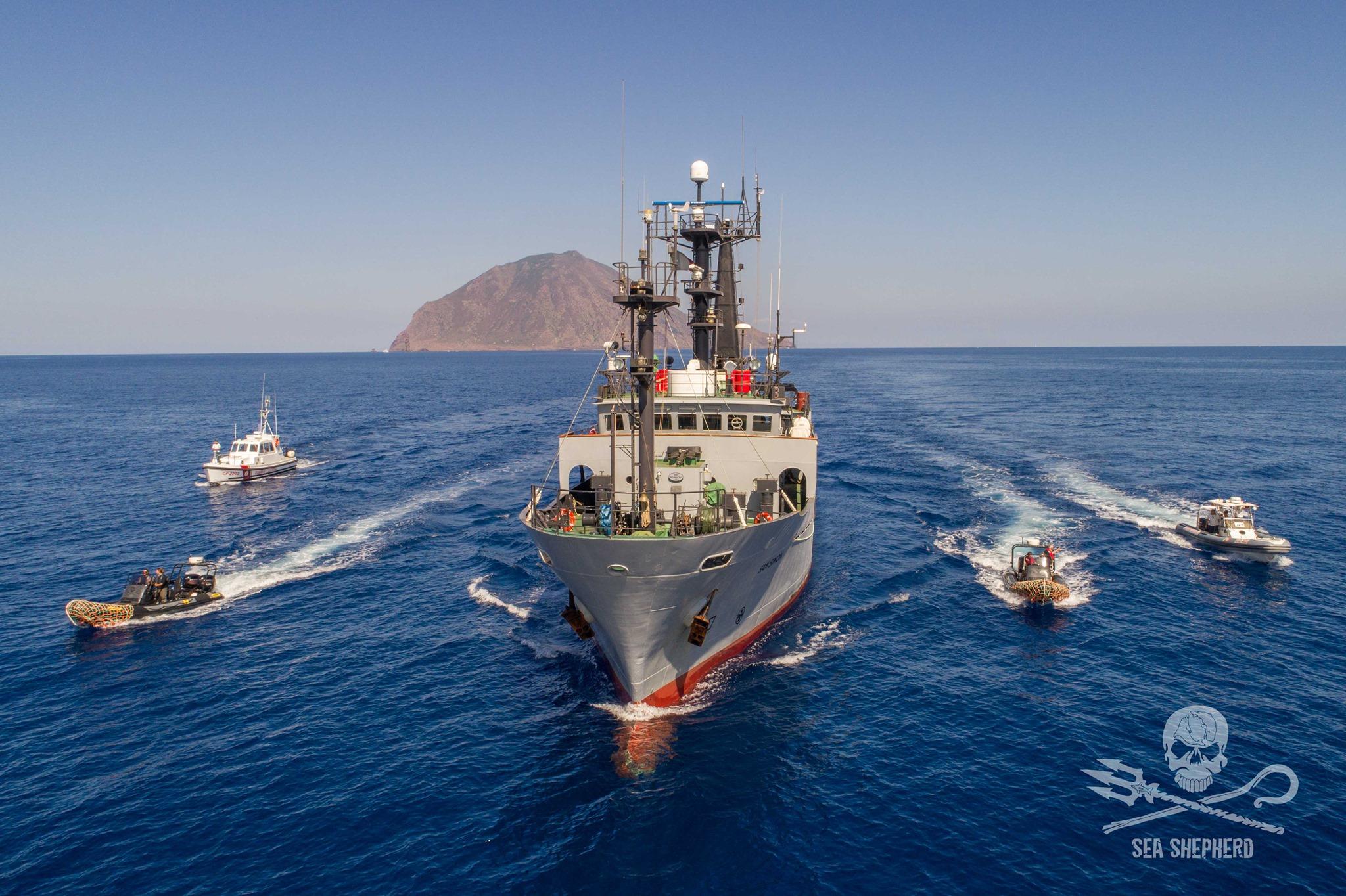 Operazione SISO collabora con Guardia Costiera italiana